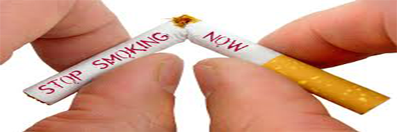 Le sevrage tabagique est l'arrêt de la consommation de tabac