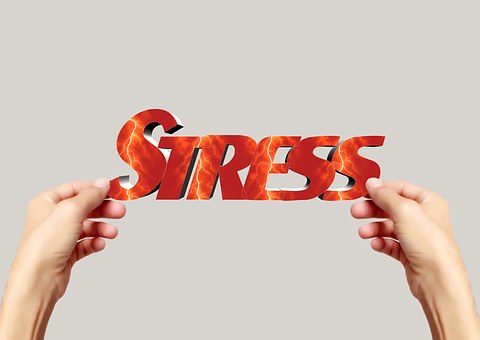 stress et hypertension